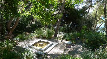 Le domaine de Lorca : le bassin