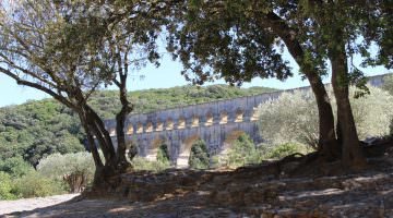 Mémoires de garrigue, l'aqueduc romain