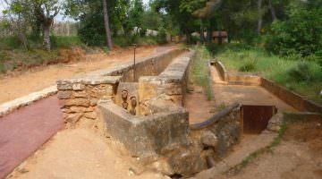 ôkhra, le circuit de l'eau