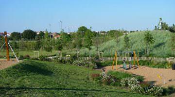 Parc Sant Vicens : jardin d'enfants