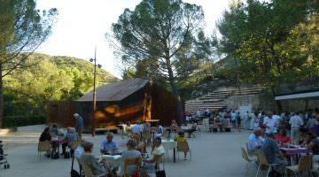 Fête au théâtre du Vallon de l'Escal
