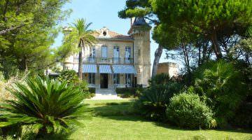 Villa des Tours : le jardin